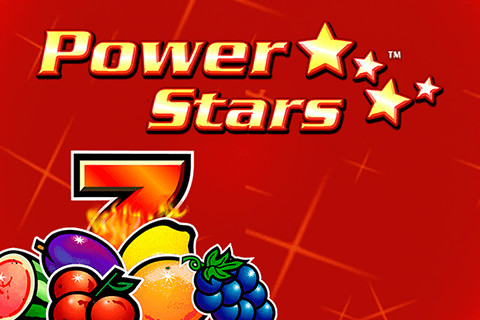logo power stars novomatic