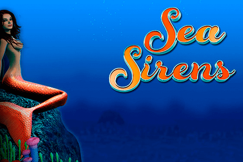 logo sea sirens novomatic