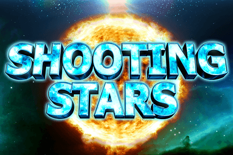 logo shooting stars novomatic