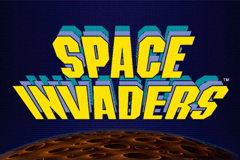 logo space invaders playtech