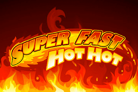 logo super fast hot hot isoftbet