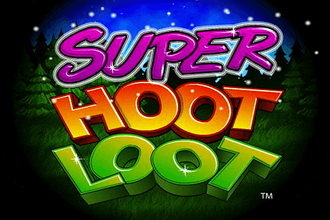 logo super hoot loot igt