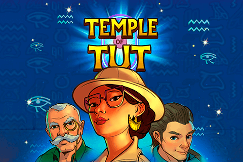 logo temple of tut microgaming