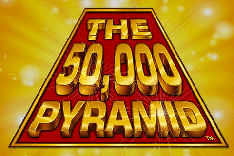 logo the 50000 pyramid igt