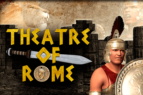 logo theatre of rome merkur