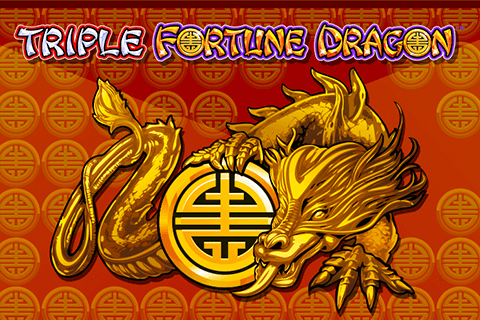 logo triple fortune dragon igt