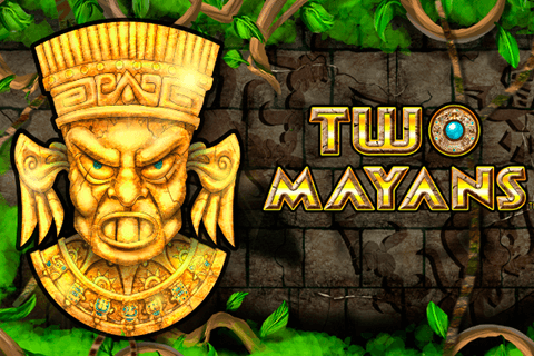 logo two mayans novomatic