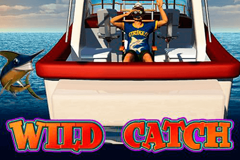 logo wild catch microgaming