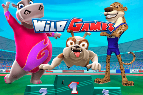 logo wild games playtech