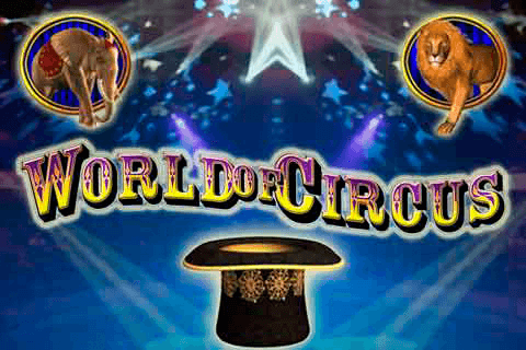 logo world of circus merkur
