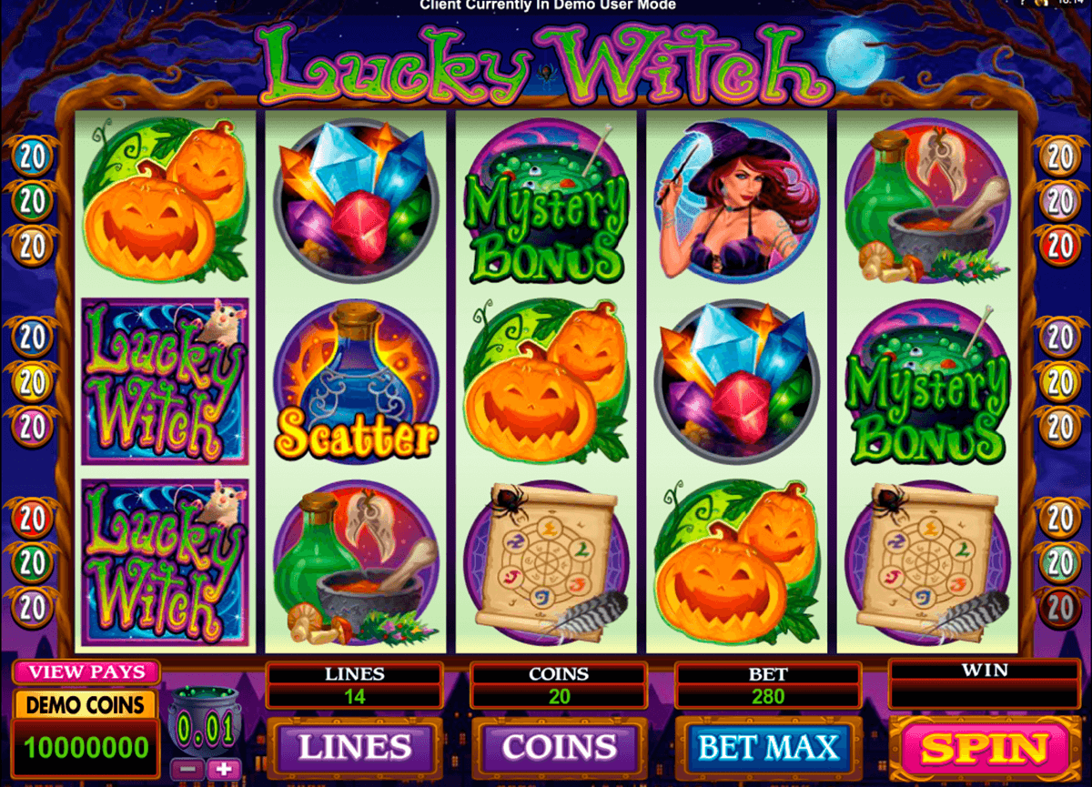 lucky witch microgaming pacanele