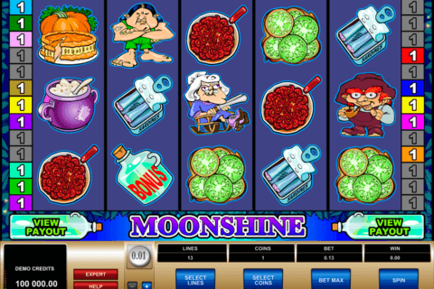 moonshine microgaming pacanele