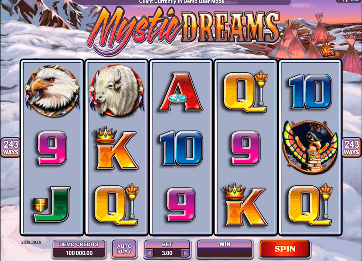 mystic dreams microgaming pacanele