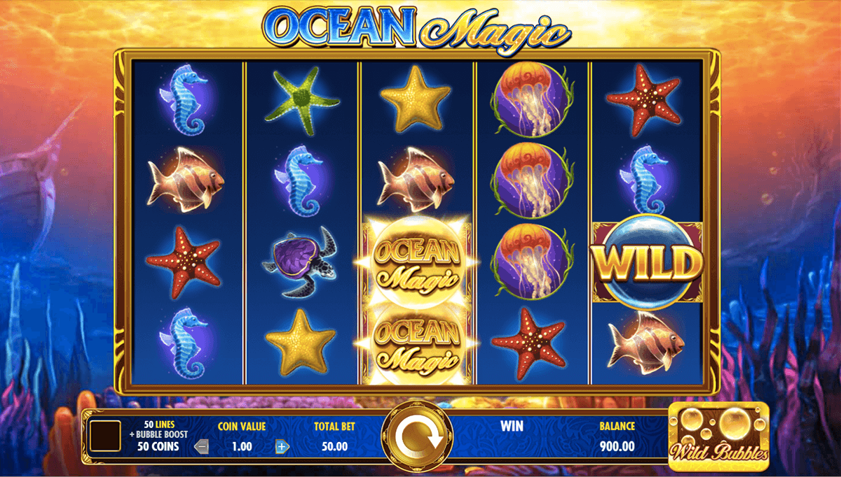 ocean magic igt pacanele