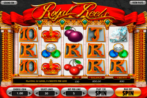 royal reels betsoft pacanele