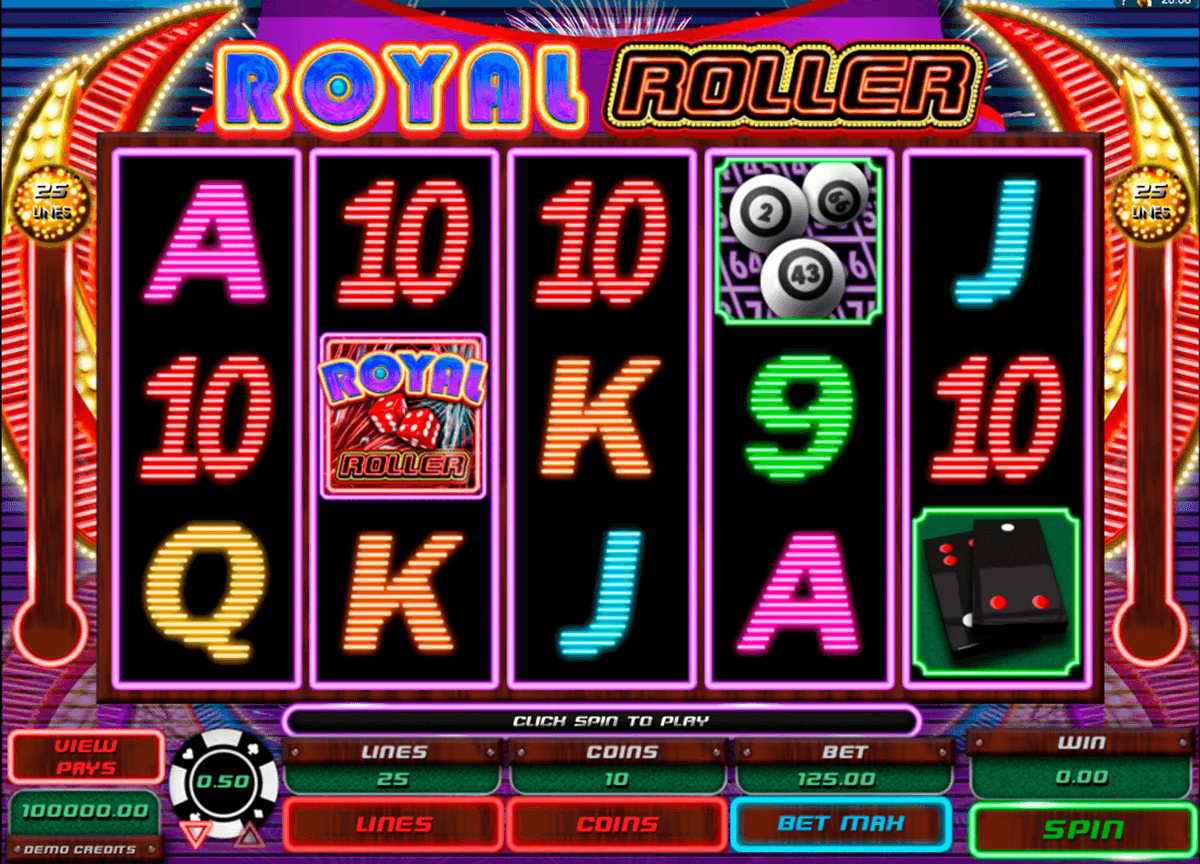 royal roller microgaming pacanele