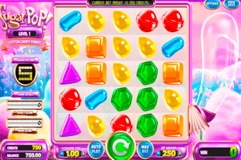 sugar pop betsoft pacanele