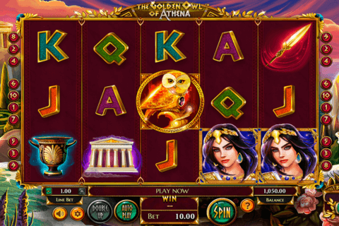 the golden owl of athena betsoft pacanele