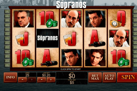 the sopranos playtech pacanele
