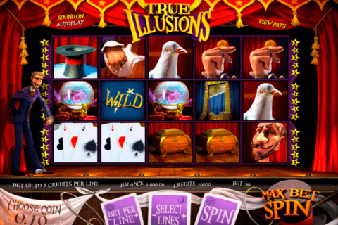 true illusions betsoft pacanele