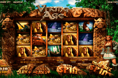 viking age betsoft pacanele
